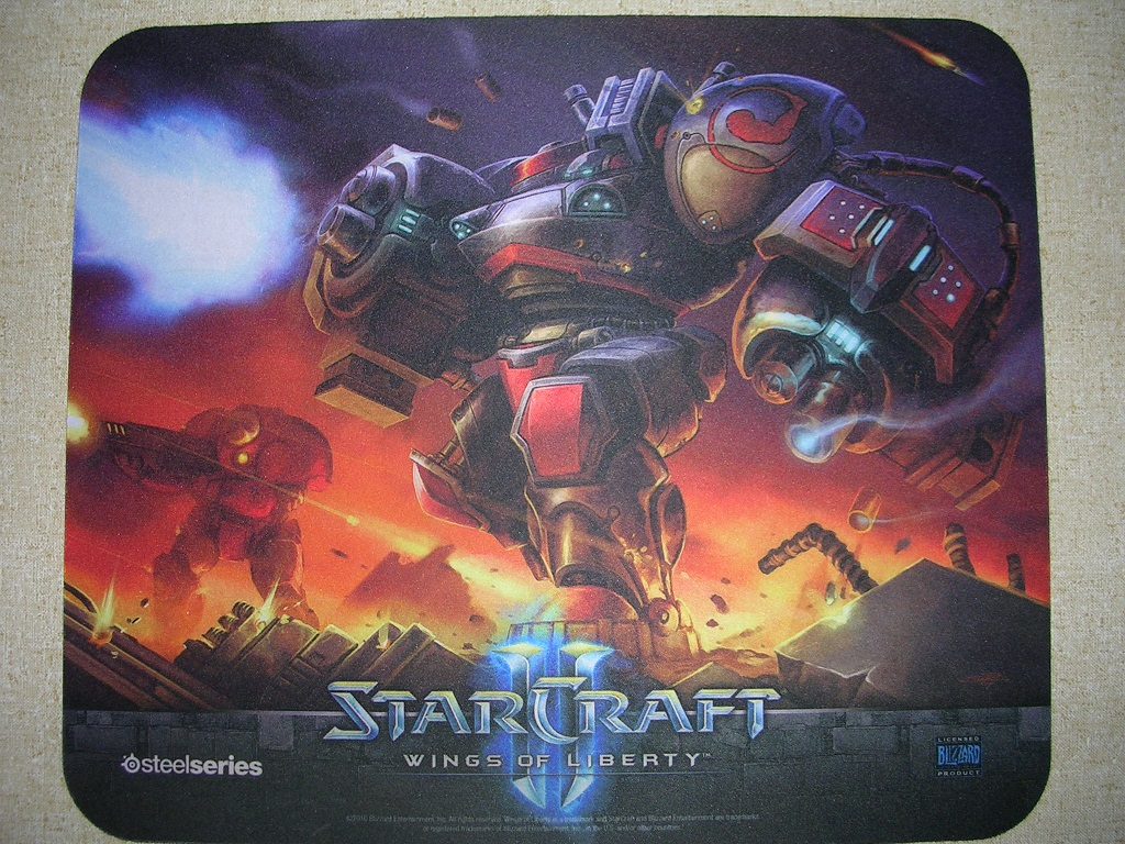 mousepads steelseries artscow hexhound